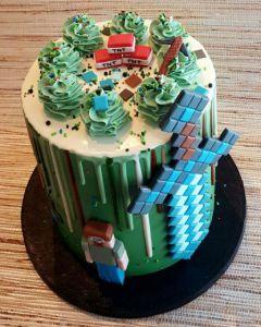 Minecraft Dripcake