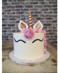 Unicorn taart (prijs is pp)